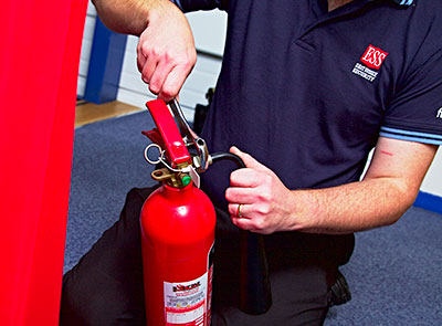 fire alarm installers East Sussex